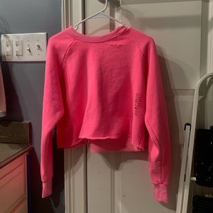 urban outfitters bdg cropped crewneck